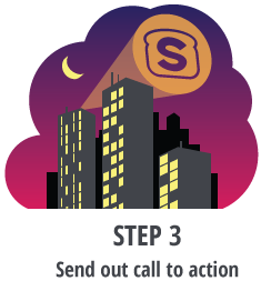 Step 3: Call to Action